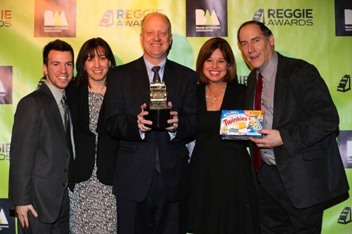 Reggie Award Photo 8